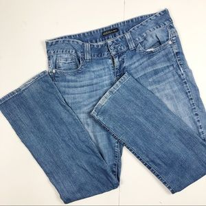 Guess Los Angeles straight leg jeans